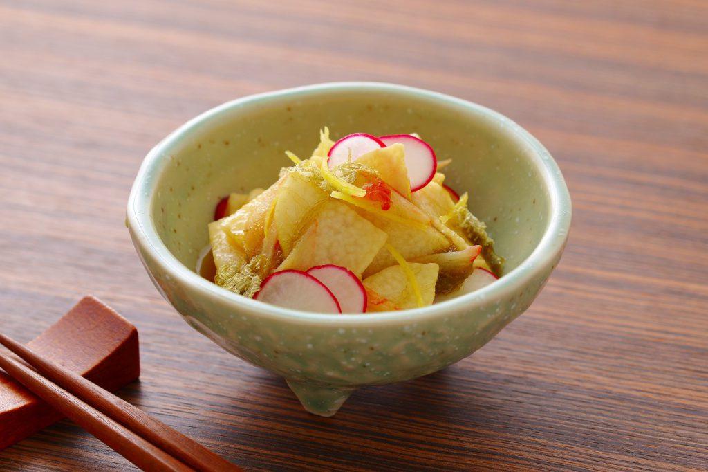 レシピ 長芋 漬物