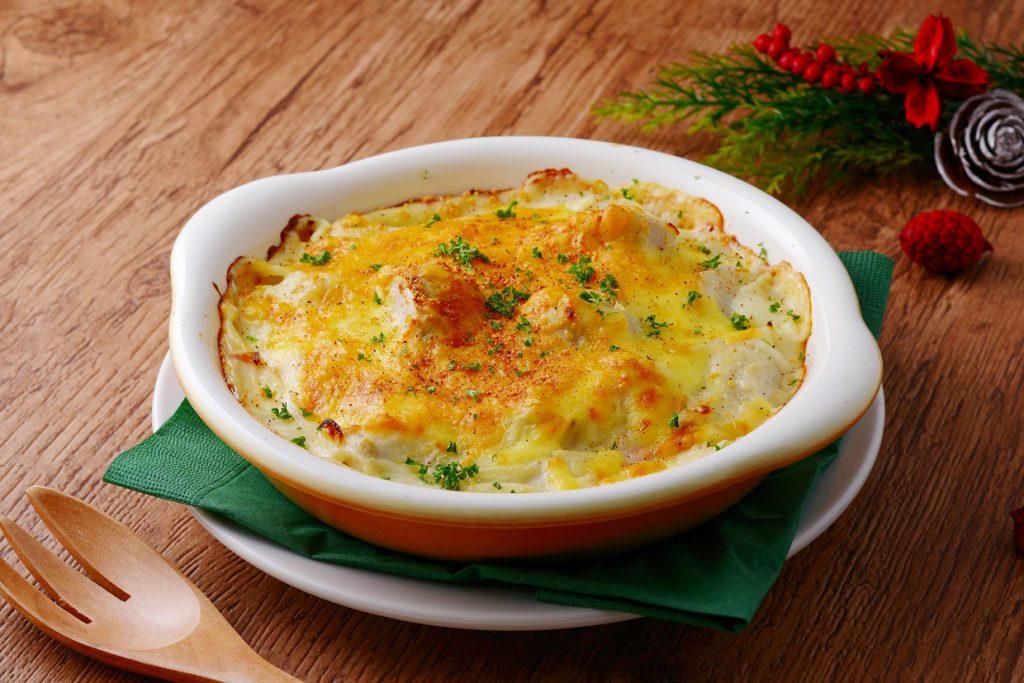 グラタン レシピ 里芋 とろける里芋グラタン 作り方・レシピ