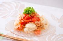 ぶっかけトマト素麺
